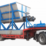 New storage vessel for plastic recycling