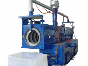 Thermal plastic dryer