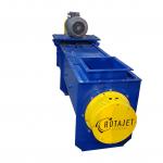 plastic granulate washer