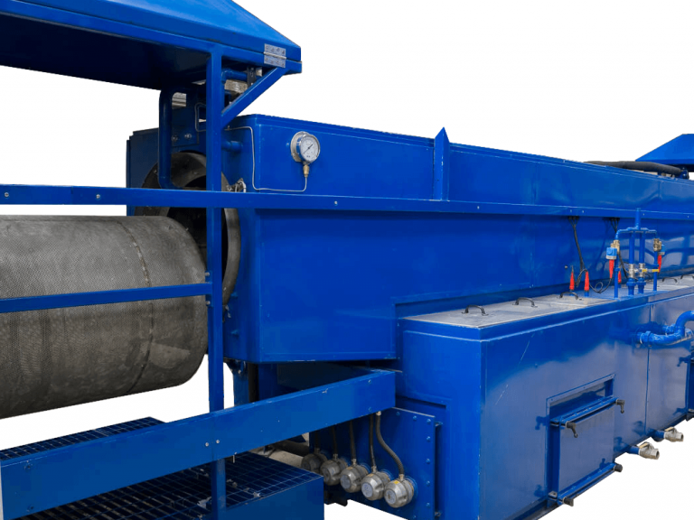Plastic granulate washer