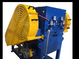 plastic granulate machinery