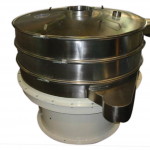 vibrating sieves for grading plastics