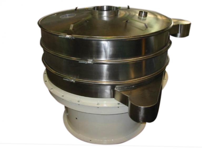 vibrating sieves for grading plastics