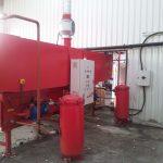 PLC for plastic plant