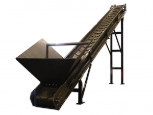 incline conveying system