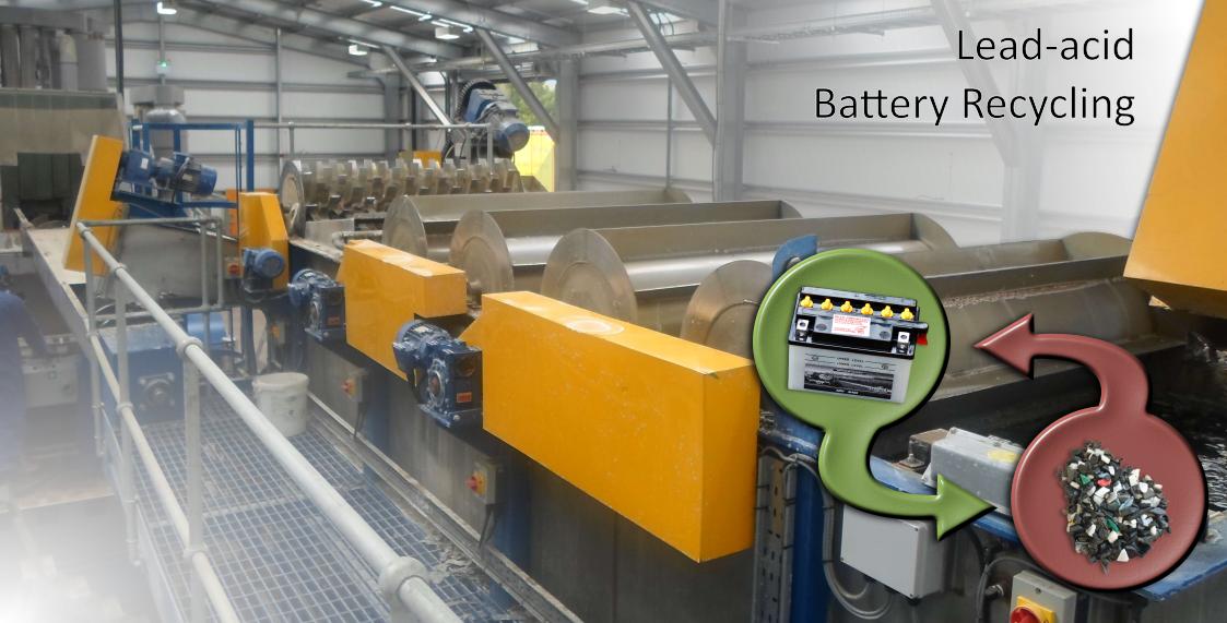 lead acid battery polypropylene