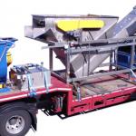 transportation of wash plant