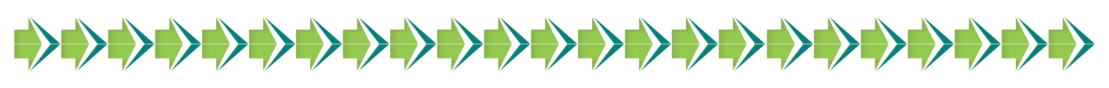 progress arrows