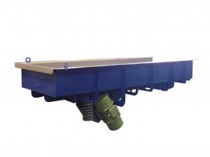 vibro bed conveyor
