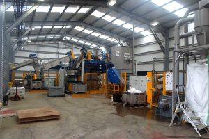 lead acid battery plant