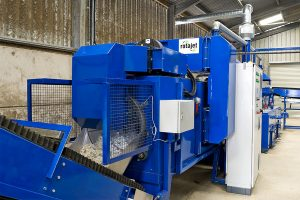 thermal drying of plastics