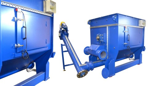 plastic horizontal dryers