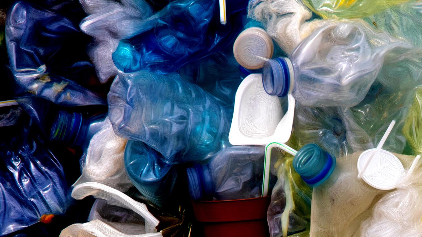 Recycle mixed plastics with Rotajet