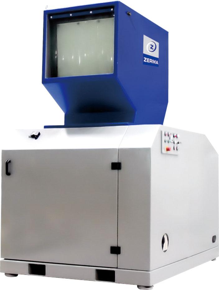 Zerma GSC 700 granulator