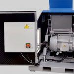 Zerma GSC granulator drive system