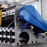 Maintenance is easy with a GSH granulator
